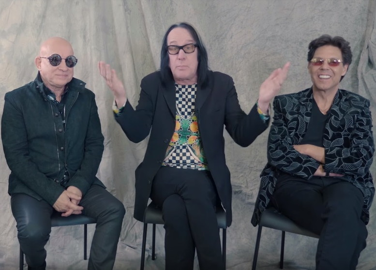 New Adventures: A Preview of Todd Rundgren's Utopia at The Chicago Theatre